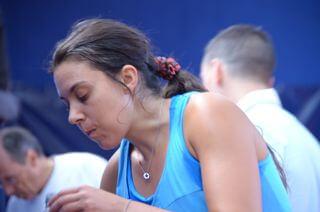 Weltklassespielerin Marion Bartoli