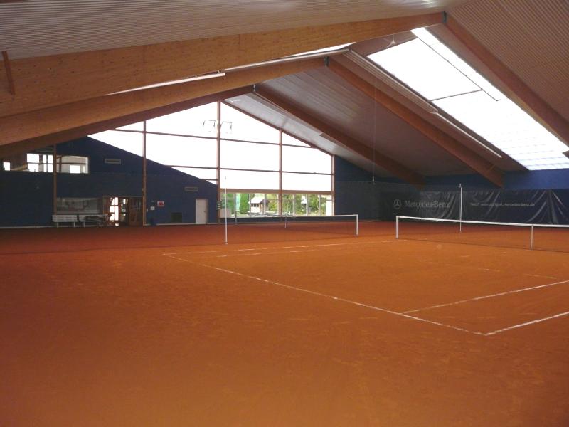 Zweifeldhalle (neu)