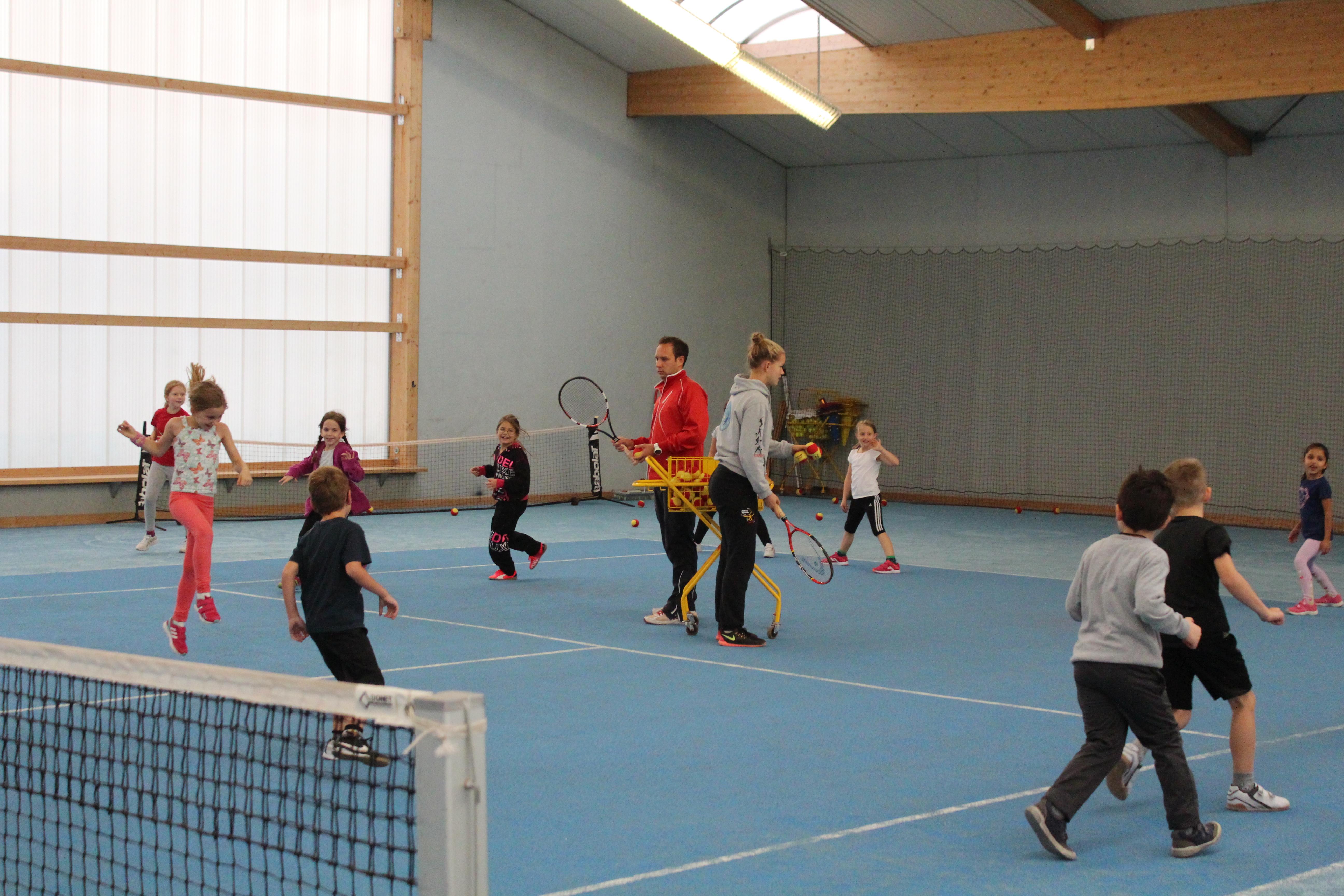 Tennis-Schulprojekt des TSC