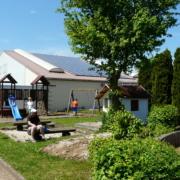 TSC Renningen Spielplatz